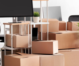 Commercial Relocation Services London